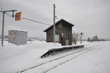 真布駅(1)