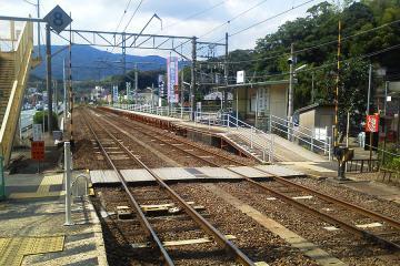 大塔駅(3)