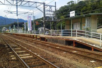 大塔駅(8)