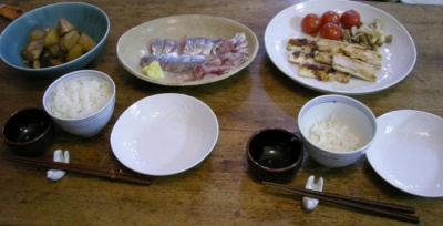 お魚三昧!2007.10.6