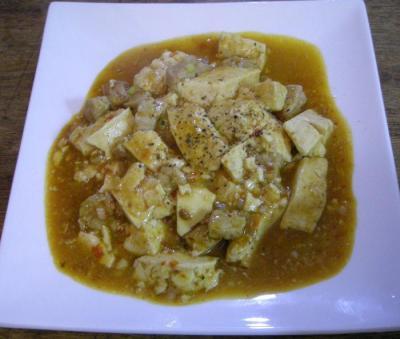 麻婆豆腐で体ポッカぽか。辛口で代謝もアップ!2007.10.9