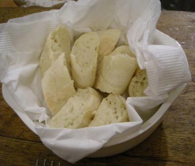食事パンを焼きましたぁ 2007.10.20
