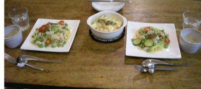パスタ!グラタン!スープ!2007.10.25