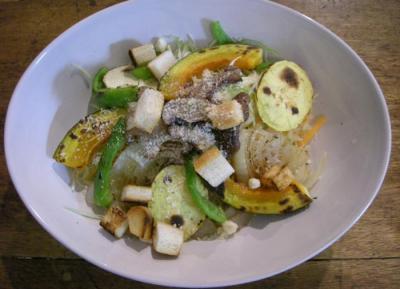 野菜グリルサラダ!2007.11.6