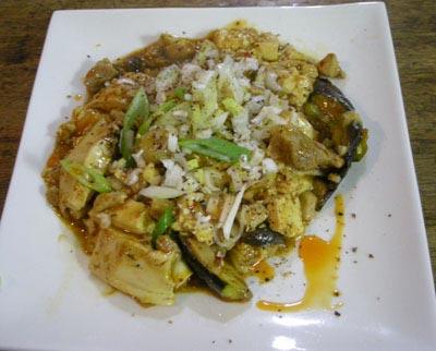 麻婆豆腐!2007.12.18