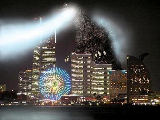 GMKゴジ 横浜襲撃!!a