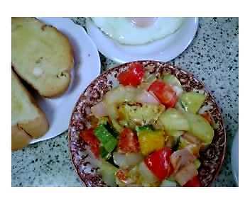 温野菜チーズ