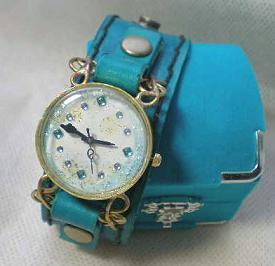 音符の腕時計