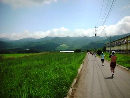 マラソン・ランニング・ジョギング