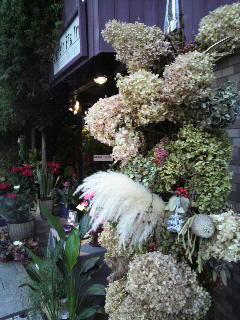 日暮里 繊維街 花屋