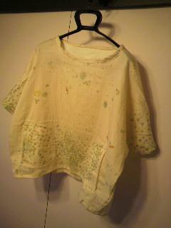 ito naomi ガーゼのシャツ