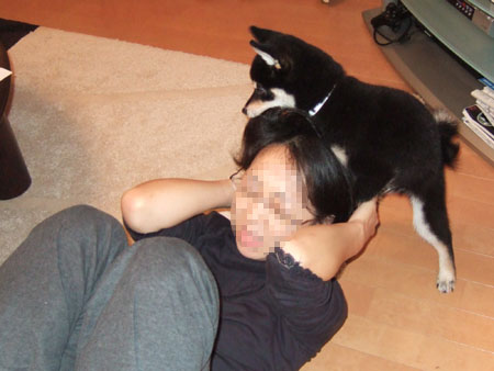 ぶん太の逆襲(2006/7/19)
