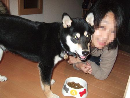 いただきまぁ~す(2006/10/23)