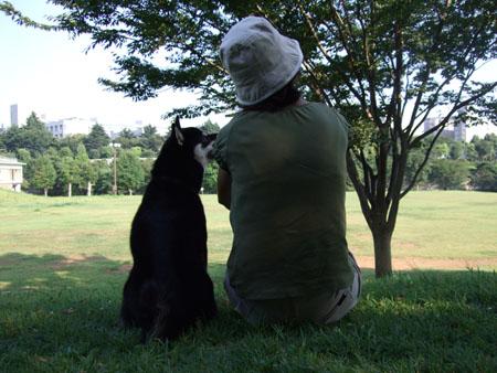 夏休み最終日(2007/8/19)