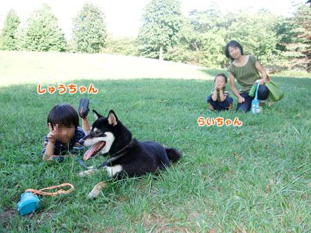 ドリラーとその子供たち(2007/9/16)