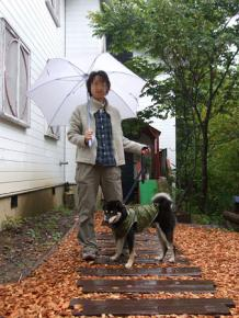 森のペンション(2007/10/8)