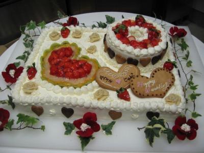 ウエディングケーキ-5