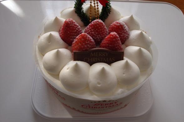 生クリームイチゴサンドケーキ