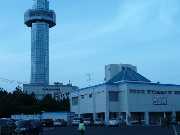 ウオッセ21&ポートタワー