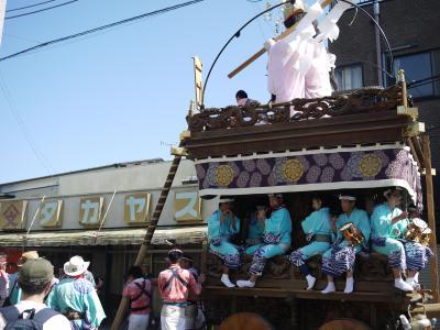 佐原夏祭り23