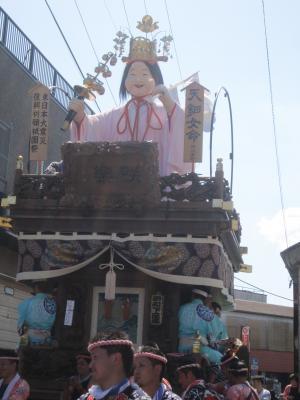 佐原夏祭り30