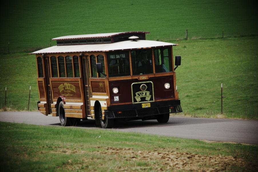 バスとリムジン2