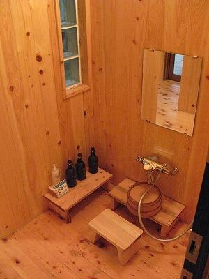 内湯洗い場