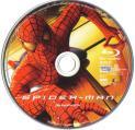Blu-ray SPIDER-MAN Disc