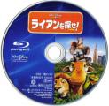 Blu-ray THE WILD Disc
