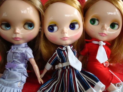 トミラー3姉妹