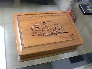 BMW 850 BOX