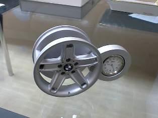 BMW Wheel Watch