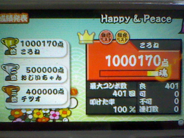 Happy  Peace 全良