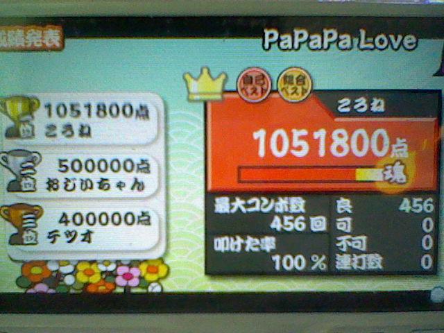 PaPaPa Love 全良