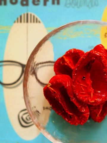 サンマルツァーノのセミドライ・トマト