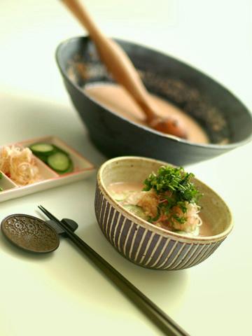 秋刀魚の冷や汁