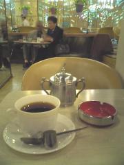 マヅラコーヒー250円ですぅ