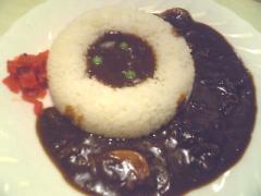 洋食花園のハヤシライス