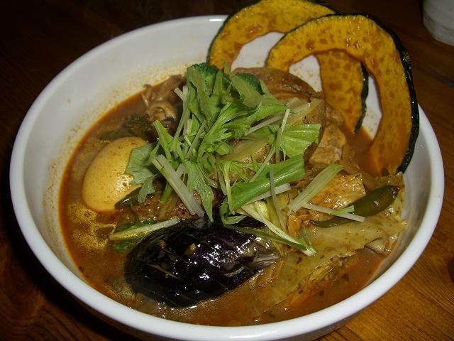 野菜+舞茸、チキン(12)_20071217