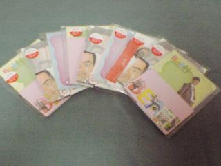 Mr.Bean レターセット