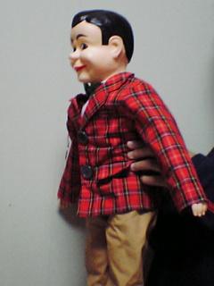 お気に入り腹話術人形その4