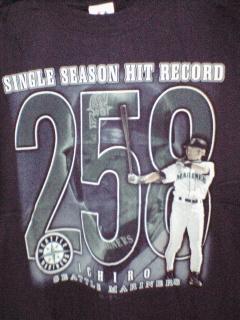 Ichiro T-shirt2