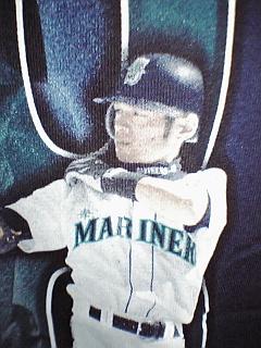 Ichiro T-shirt3