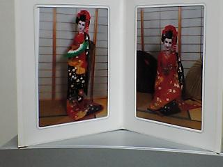 ポーランドのペンフレンド舞子さん写真