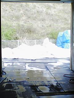 アイスアリーナ氷