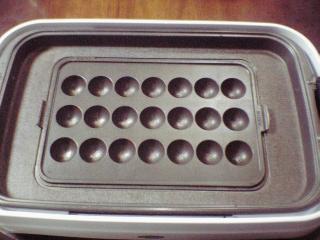 たこ焼き器