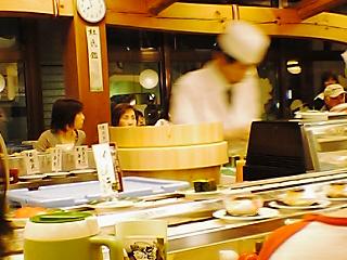 回転寿司その1