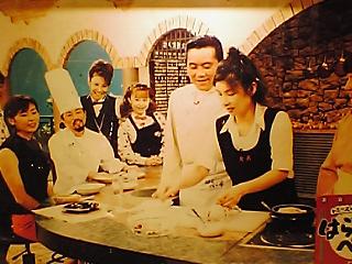 韓国料理屋おかみさん写真その1