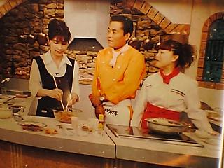 韓国料理屋おかみさん写真その2