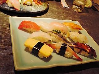 私のお寿司